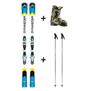 Pack skis