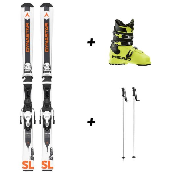 location pack de ski junior